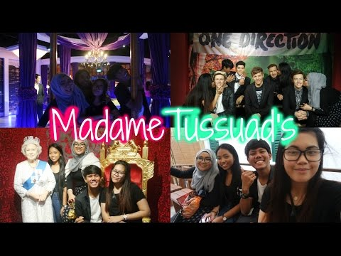 A Day in my Life | One Direction wax figure Madame Tussaud's Singapore