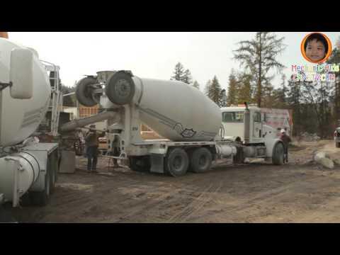 Construction Trucks for Kids Heavy equipment