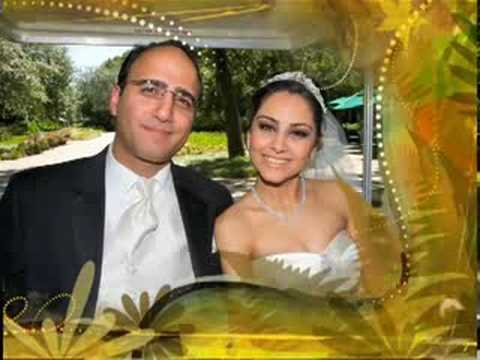 Hooman persian wedding