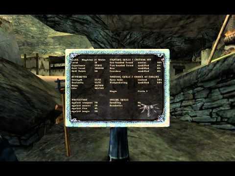 GOTHIC 1 Gameplay PART 41 [ LEVITUJÍCÍ LEKTVARY ]