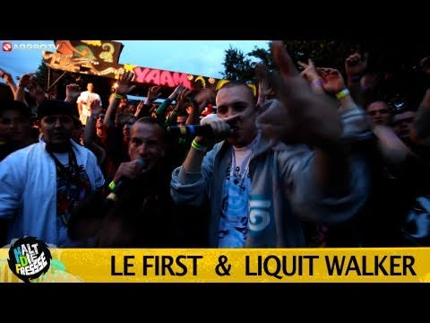 HALT DIE FRESSE - 03 - NR. 127 - LE FIRST & LIQUIT WALKER Music Videos