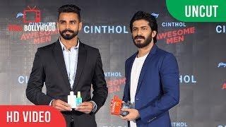 UNCUT - Harshvardhan Kapoor Launches Cinthol Awesome Men | Godrej Cinthol Men's Grooming Range