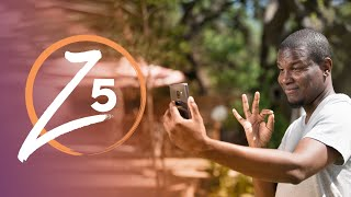 3. Can a hearing person call my Z5 Mobile phone number?