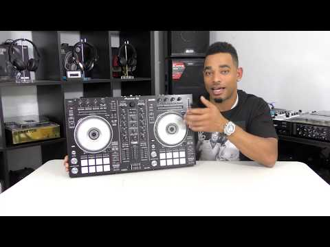 Pioneer DDJ-SR2 Serato DJ Controller Review & Demo Video