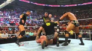 Raw: Kane vs. Mason Ryan