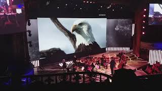 Crowd Reaction to Assassin's Creed Symphony Live Performance | Ubisoft E3 2019