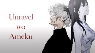 Unravel X Kawaki Wo Ameku | Advanced Piano Cover With Sheet Music