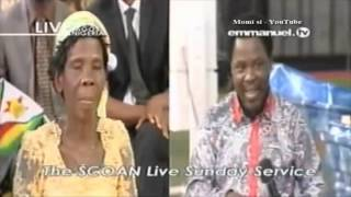 SCOAN 27/04/2014: Must Watch: TB Joshua Speaks About Who Should Give Tithes, Emmanuel TV