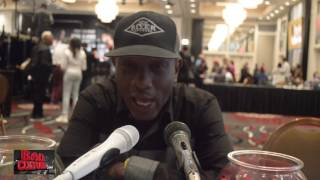 PERNELL WHITAKER  on Chavez, Olympics & Being the BEST defensive fighter