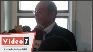 """محمد شردى باحتفالية """"تمرد"""": فخور بتوقيع استمارة الحركة على الهواء أثناء حكم الإخوان"""