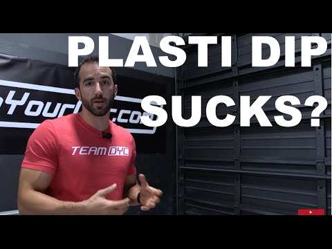 Plasti Dip Sucks?