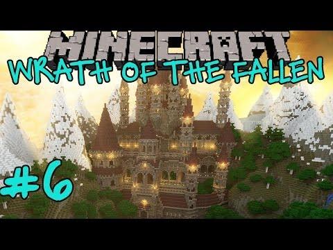 Minecraft: Wrath of the Fallen Custom Adventure Map Part 6