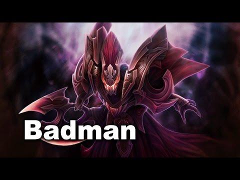Badman Spectre Rise to Fame Dota 2