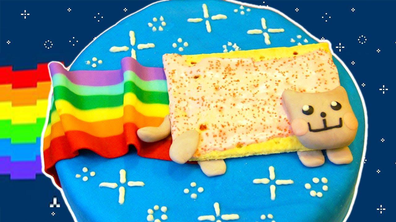 Nerd Birthday Cake