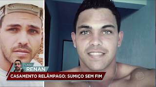 Caso Renan: família recebe mensagens informando que rapaz está morto
