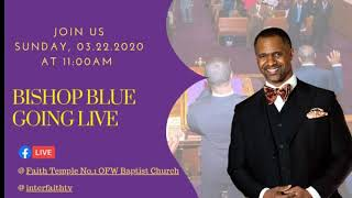 Podcast Bishop Arinzor Blue & Family 032220