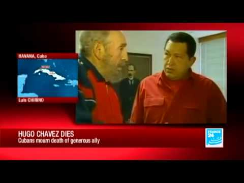 FRANCE 24 looks at Chavez in Cuba
