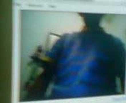 "Lelaki ""gey"" kantoi webcam part.1"