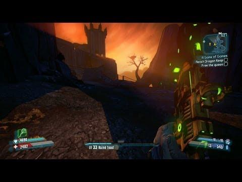 Loot Ninjas - Borderlands 2: Tiny Tina's Assault on Dragon Keep - Gameplay