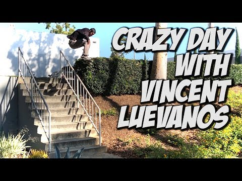 VINCENT LUEVANOS & CARLOS LASTRA KILLING IT !!! - NKA VIDS -