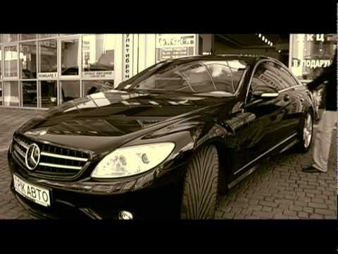 Тест-драйв  Mercedes-Benz CL 600 Brabus