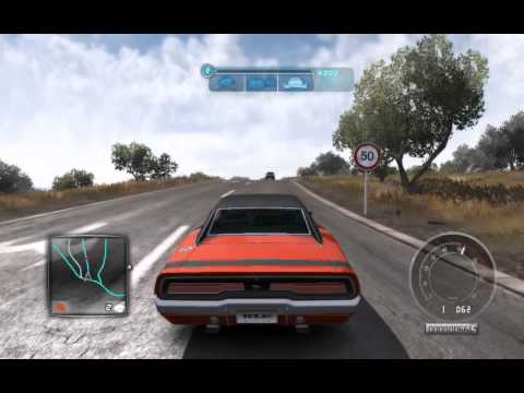 Test Drive Unlimited 2 Dodge Charger 1969