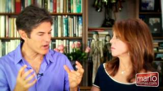 Vitamin Supplements For Memory: Dr. Oz - Mondays with Marlo