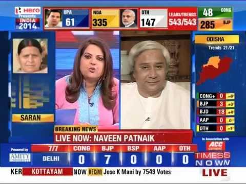 Naveen expresses gratitude to people