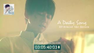 Fan Made Promo Hwang Chi yeul A Daily Song MV Behind the scenes