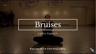 Download Lagu Bruises - Lewis Capaldi | Kaycee Rice Choreography Gratis STAFABAND