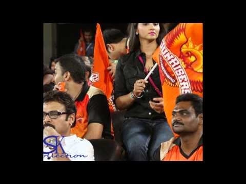 Sania Mirza In Ipl Match  Ground (2014) Must See It video