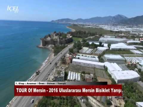TOUR OF MERSİN 2016 1. GÜN