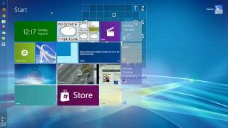 Windows 8 Transformation Pack on Windows 7 [HD] 1080p