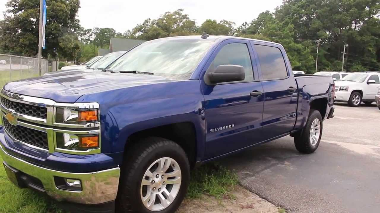 2014 chevrolet silverado for sale review charleston sc youtube. Black Bedroom Furniture Sets. Home Design Ideas