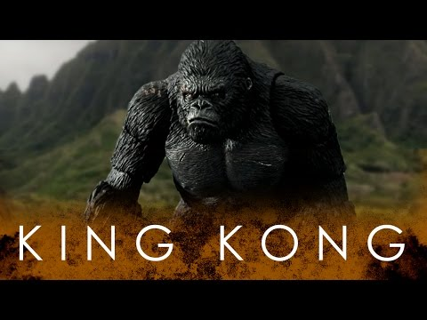King Kong (Stop Motion / Animation)