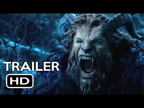 Beauty and the Beast Official Trailer #1 (2017) Emma Watson, Dan Stevens Fantasy Movie HD