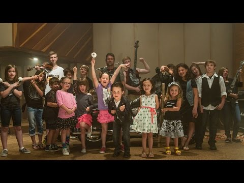 Kids Cover Meatloaf   O'keefe Music Foundation video