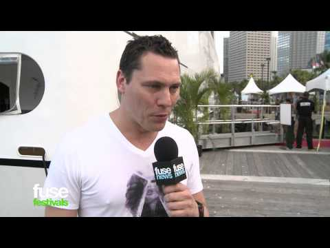 Tiësto On Vegas Residency & New Album - Ultra Music Festival 2013