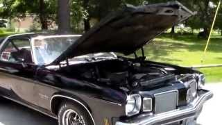 1974 Oldsmobile Cutlass Salon W/ AC & Factory Sunroof