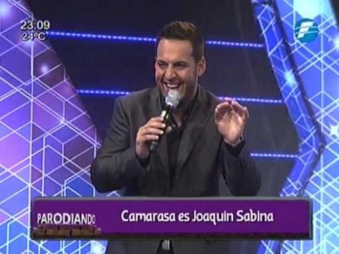 Edgar Camarasa parodiando a Joaquin Sabina. - Programa 02 #ParodiandoOk