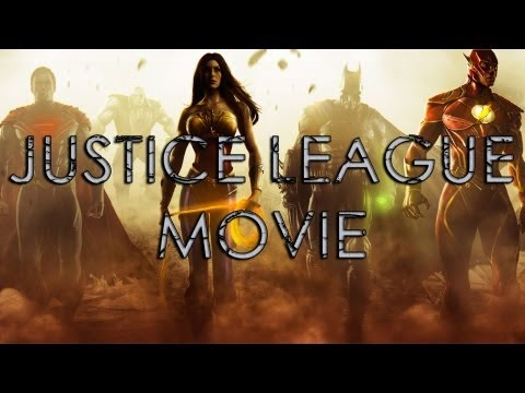 Injustice Gods Among Us : All Cutscenes ( Movie 1080p )