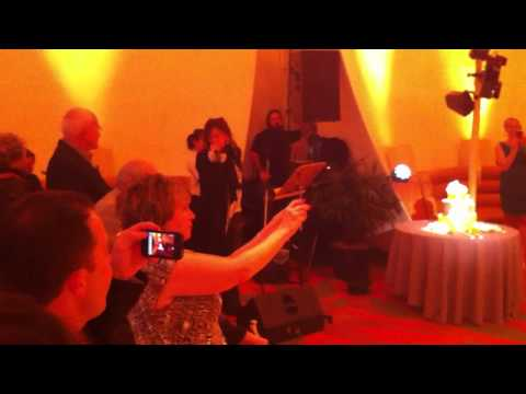 Steven Tyler i Don't Want To Miss A Thing Wedding Gift video