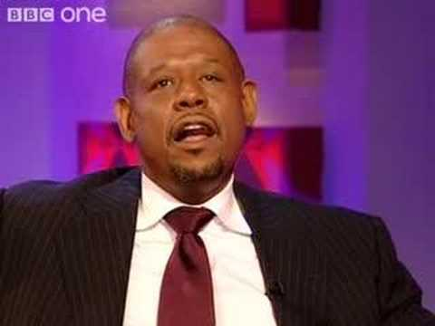 Forest Whitaker Sings! - Jonathan Ross - BBC One