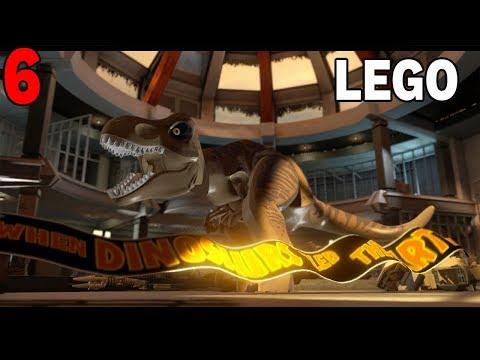 Download Lego Jurassic World Free - A free gamer