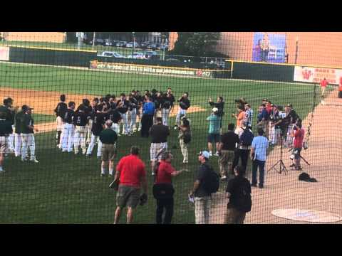 Providence Catholic High School of New Lenox Illinois Class 4A State Baseball Champs!!!!! 6/14/2014
