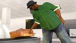 Возвращение Биг Смоука в GTA San Andreas