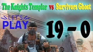 | THE LAST OF US | The Knights Templar (TKT) VS Survivors Ghost |