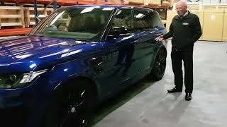 Range Rover Automatic Electric Side Steps