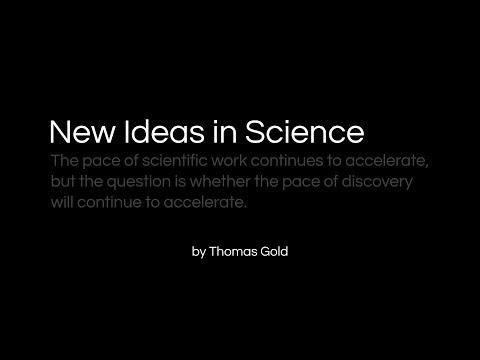 Thomas Gold – Neue Ideen in der Wissenschaft