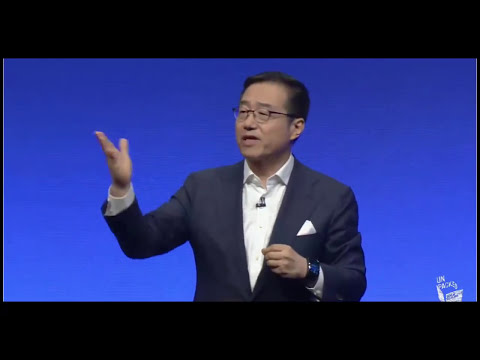Samsung Galaxy Note 4 Live Conference IFA 2014 Berlin - Galaxy Edge, Gear S, VR Headset